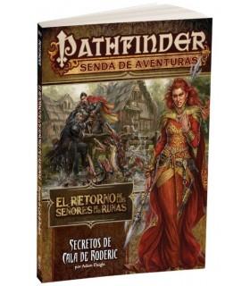 PATHFINDER - EL RETORNO DE LOS SEÑORES DE LAS RUNAS 1: SECRETOS DE CALA DE RODER