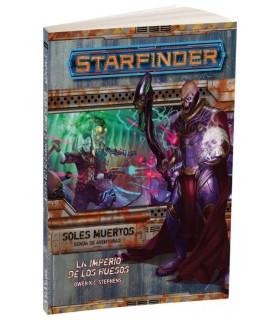STARFINDER - SOLES MUERTOS 6: IMPERIO DE LOS HUESOS