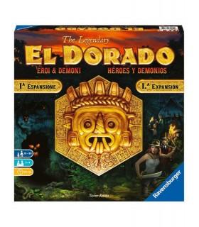 EL DORADO - HEROES Y DEMONIOS