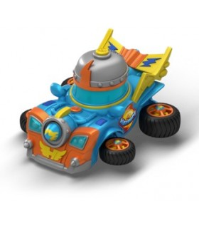 VEHICULO KAZOOM RACE SUPERTHINGS SECRET SPIES