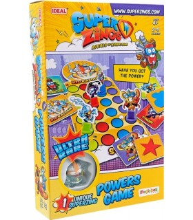 SUPERZINGS JUEGO DE MESA KID KAZOOM RARE - POWER GAME