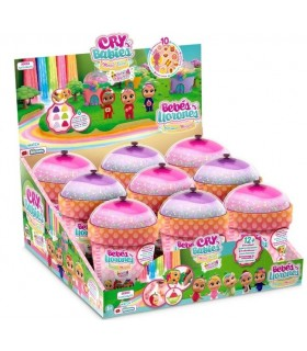 DISPLAY 9 BEBES LLORONES TUTTI FRUTTI - CASITA FRUTIES