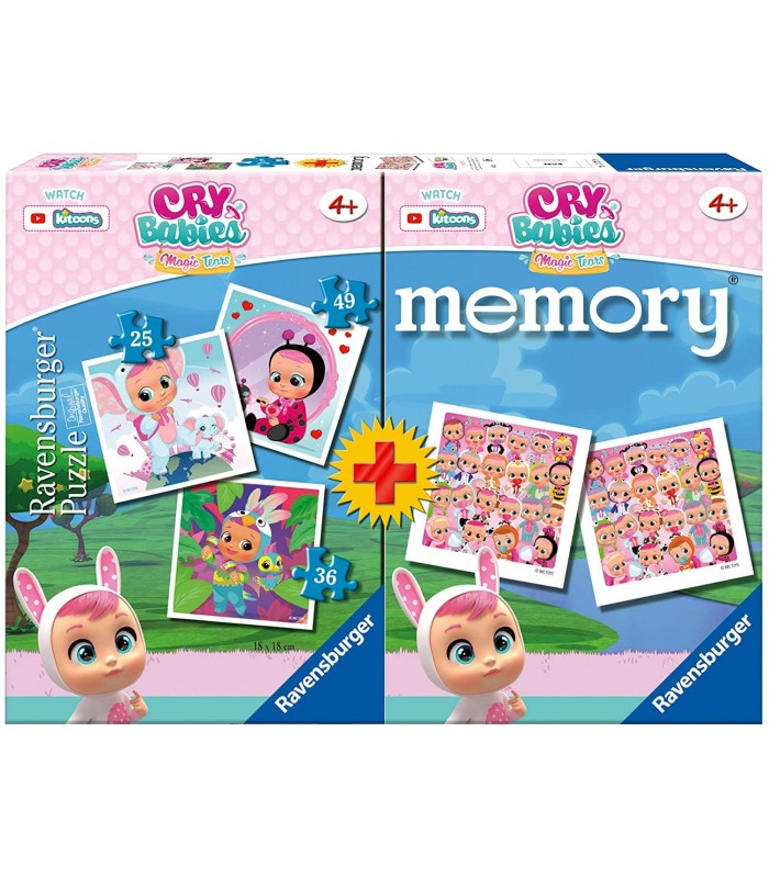 BEBES LLORONES (CRY BABIES) MULTIPACK