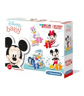 MY FIRST PUZZLES DISNEY BABY 3, 6, 9 Y 12 PZAS