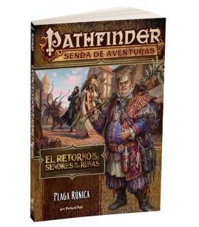 PATHFINDER - EL RETORNO DE LOS SEÑORES DE LAS RUNAS 3: PLAGA RUNICA