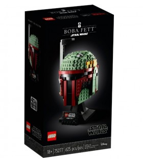 LEGO STAR WARS CASCO BOBA FETT