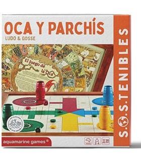 OCA Y PARCHIS (FICHAS INCLUIDAS) FSC 100%