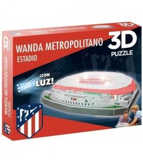 PUZZLE 3D ESTADIO ATCO. MADRID WANDA METROPOLITANO