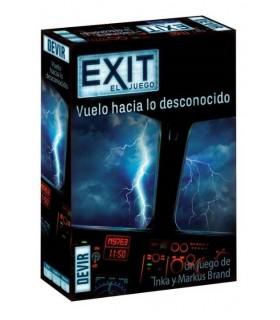 EXIT VUELO HACIA LO DESCONOCIDO