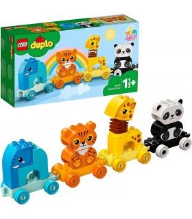 TREN DE LOS ANIMALES LEGO